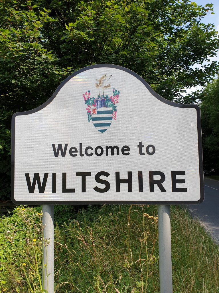 The beautiful county of Wiltshire is one of the many places that A Clearance A Day can offer our services.