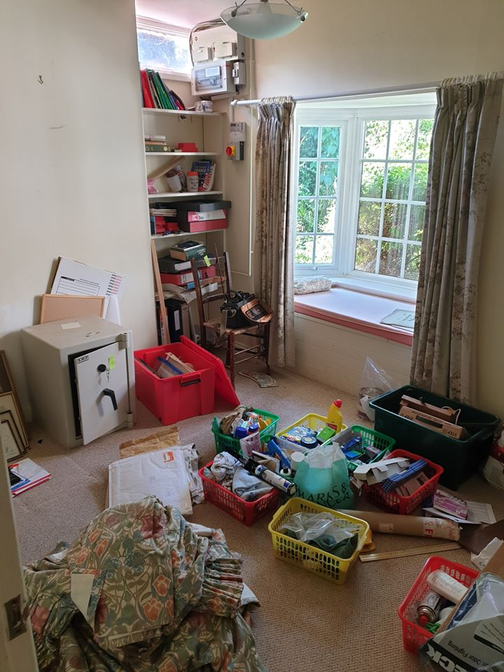 small bedroom house clearance andover